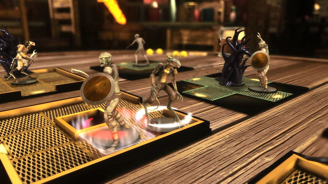 The Living Dungeon Review Screenshot 2