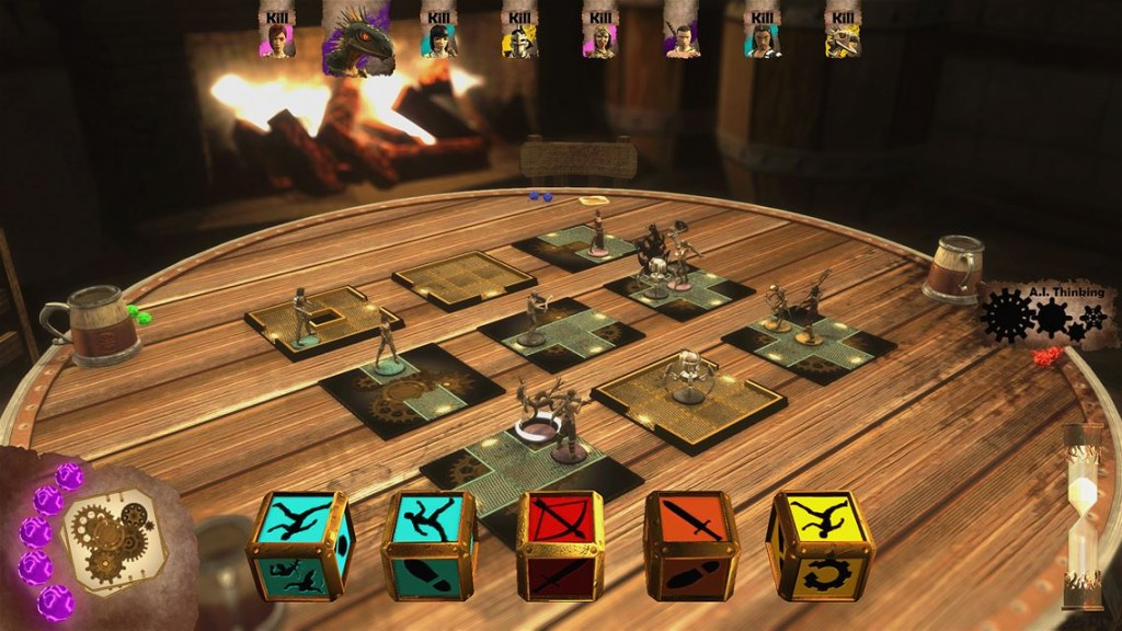 The Living Dungeon Review Screenshot 3