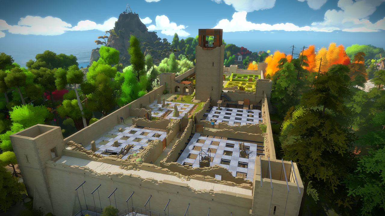 The Witness PS4 Game Review Screenshot 2