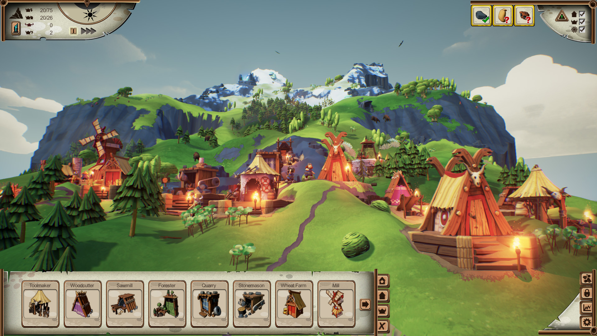 Valhalla Hills Review Screenshot 2