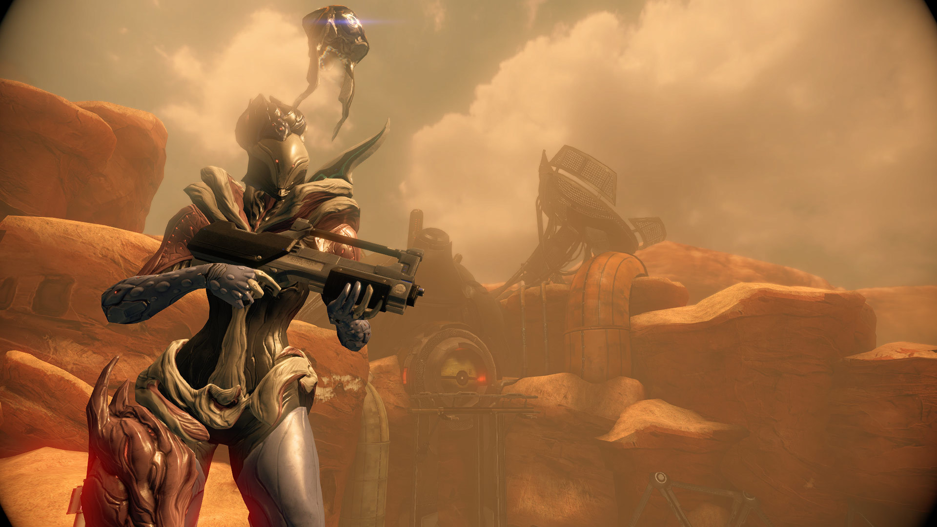 Warframe The Second Dream Review Screenshot 3