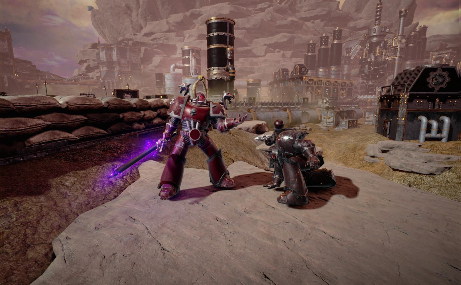 Warhammer 40,000- Eternal Crusade Review Screenshot 2
