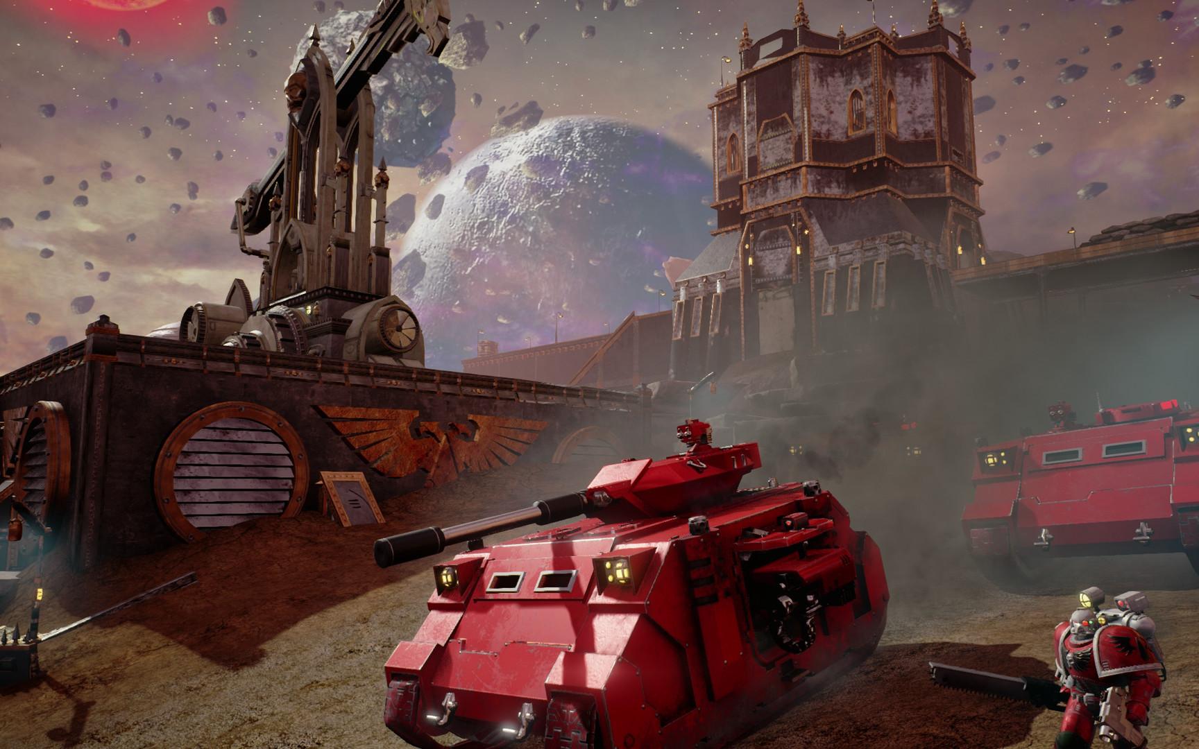 Warhammer 40,000- Eternal Crusade Review Screenshot 3