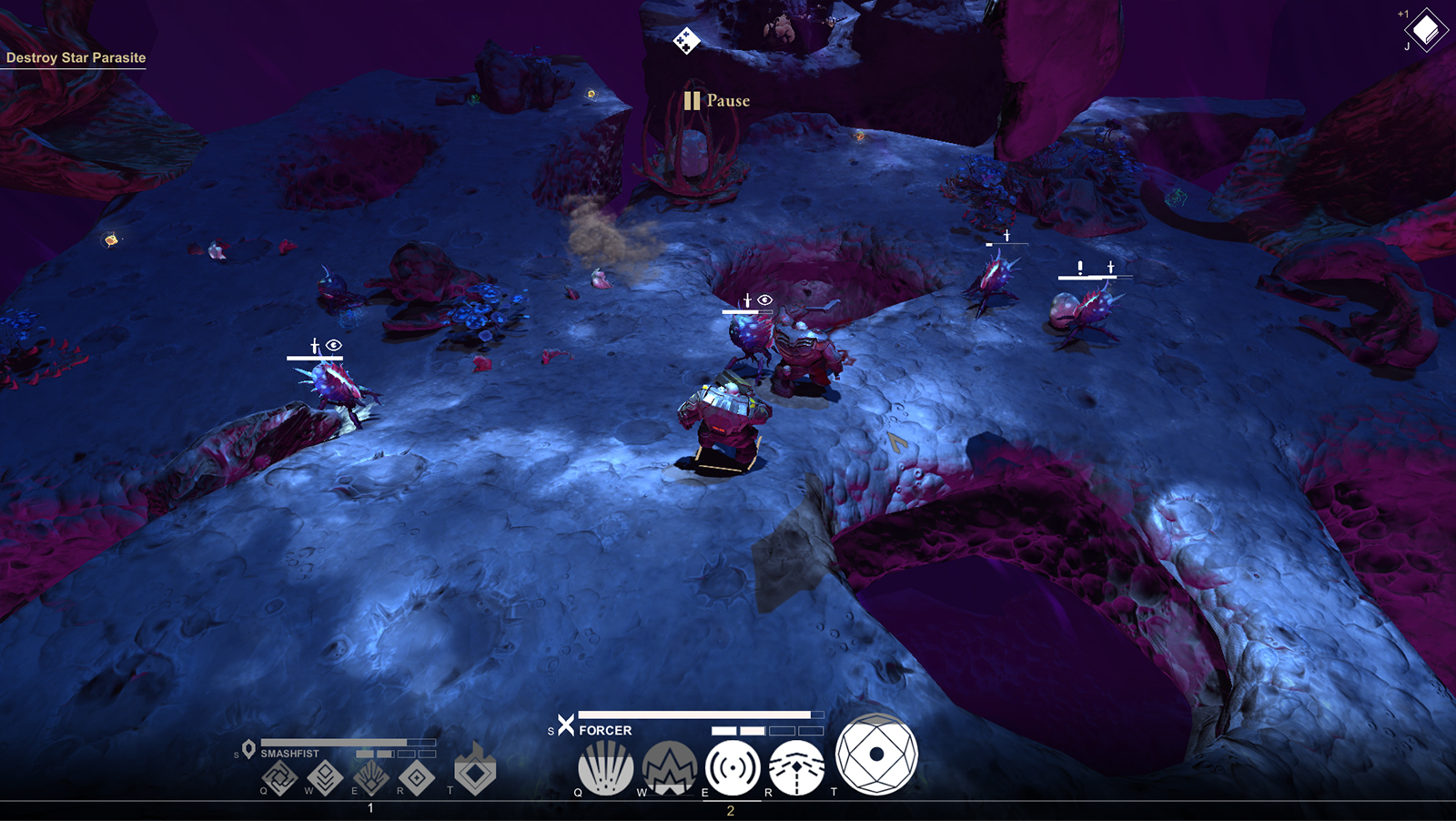 We Are The Dwarves Review Screenshot 2