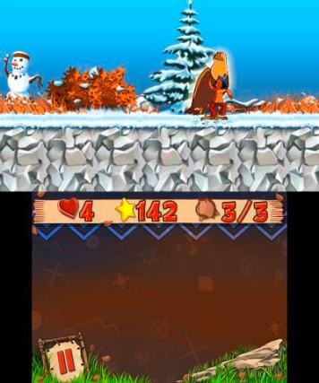 YAKARI The Mystery of Four Seasons 3DS Review Screenshot 2