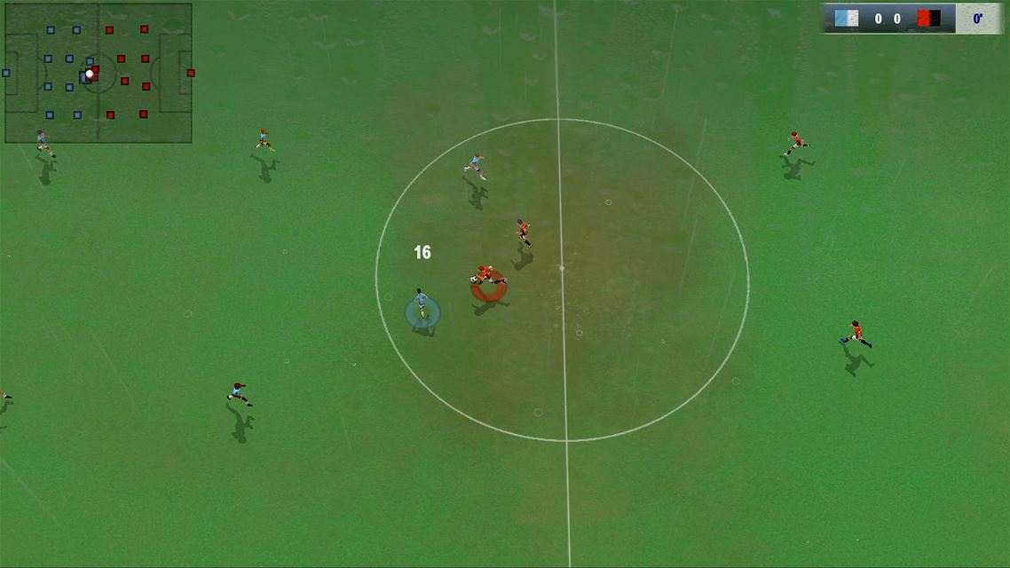 Active Soccer 2 DX Xbox One Review Screenshot 1