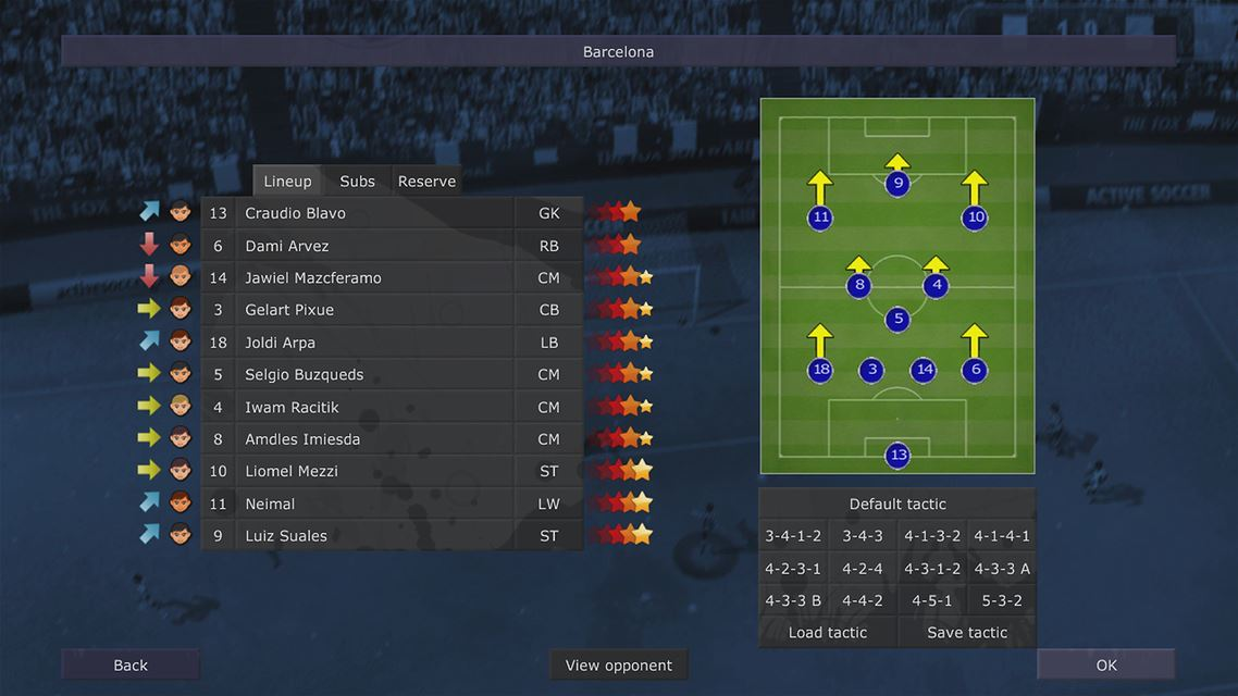 Active Soccer 2 DX Xbox One Review Screenshot 3