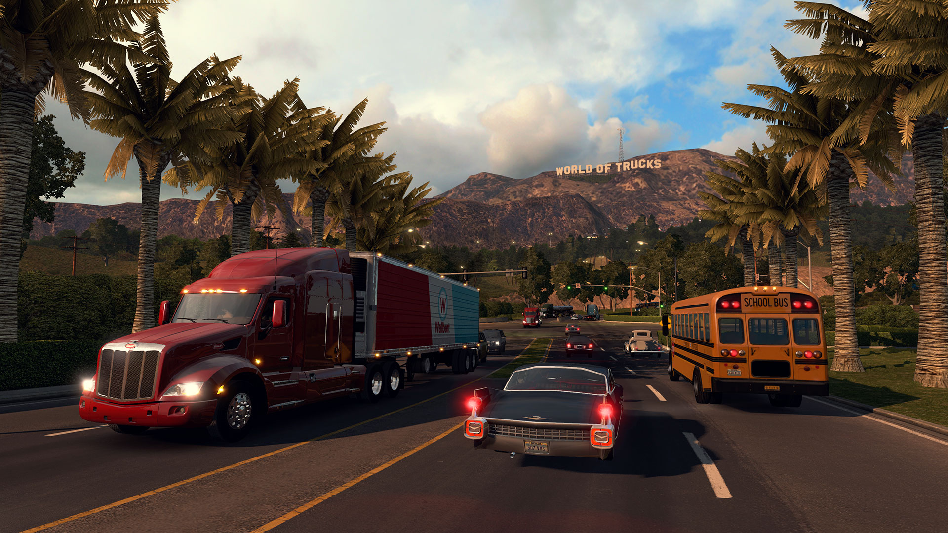 American Truck Simulator Review Screenshot 1