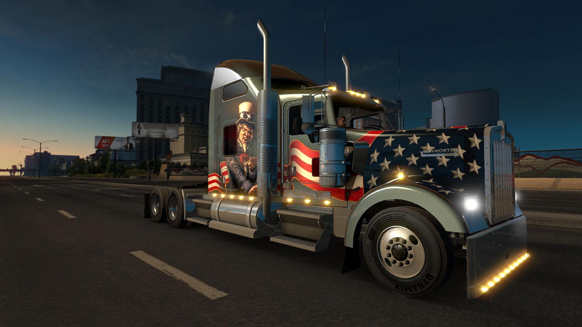 American Truck Simulator Review Screenshot 2