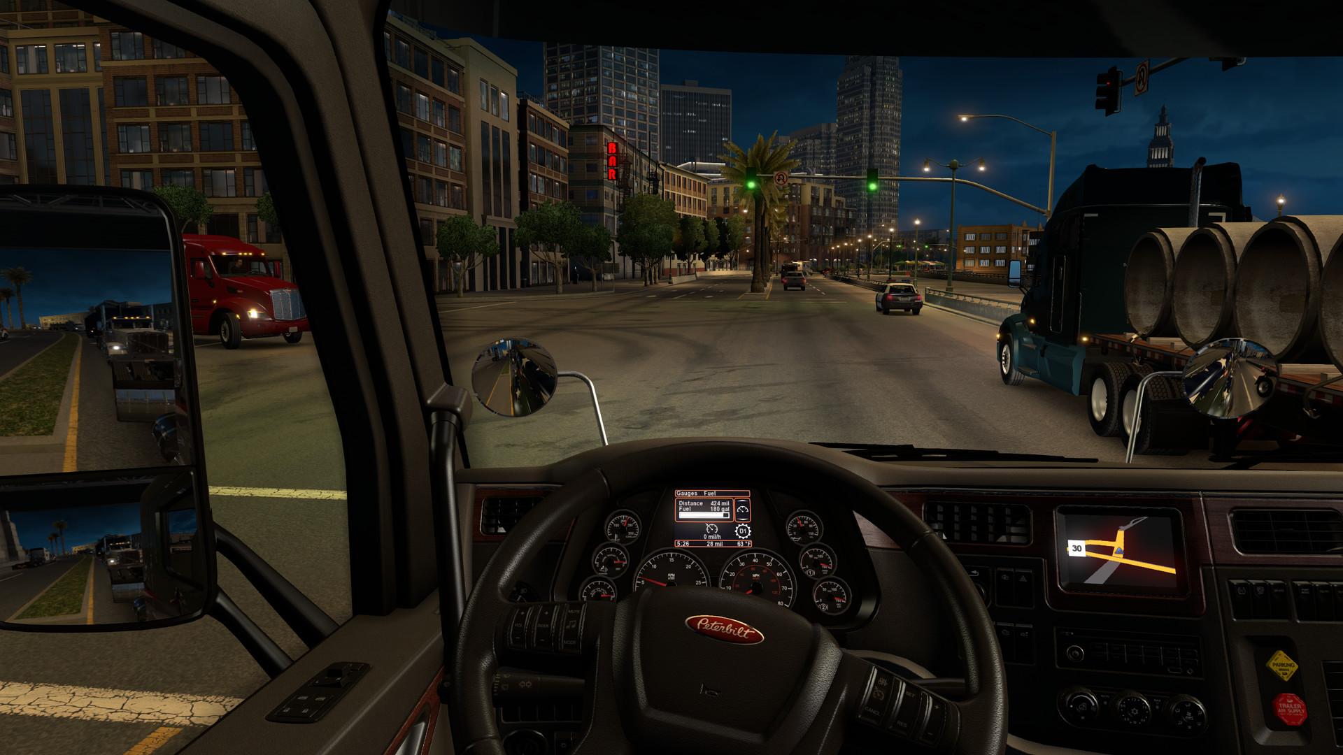 American Truck Simulator Review Screenshot 3