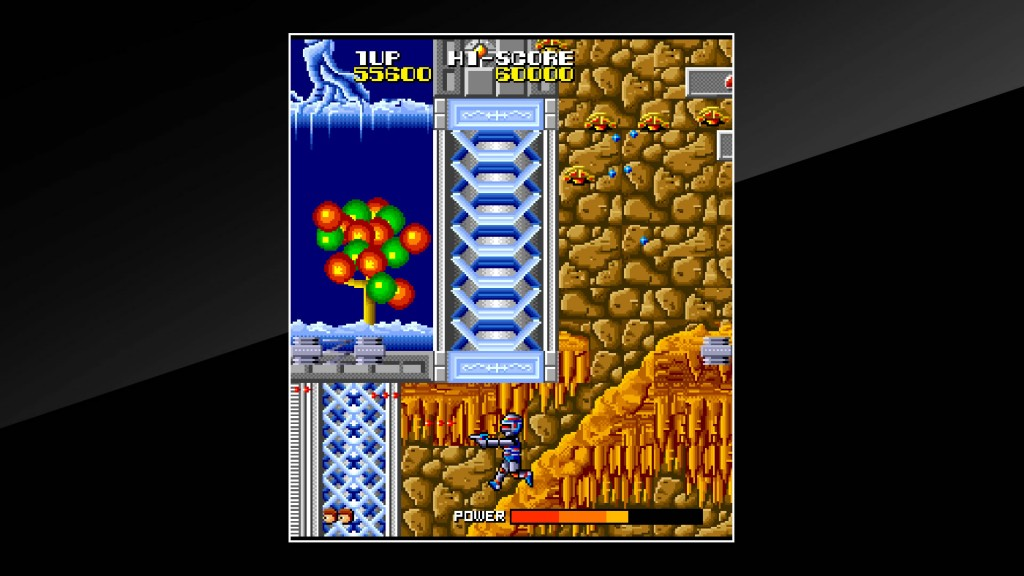 Arcade Archives Cosmo Police Galivan Review Screenshot 2