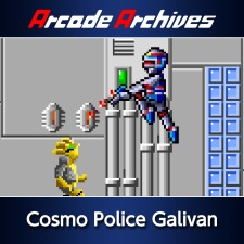 Arcade Archives Cosmo Police Galivan Review