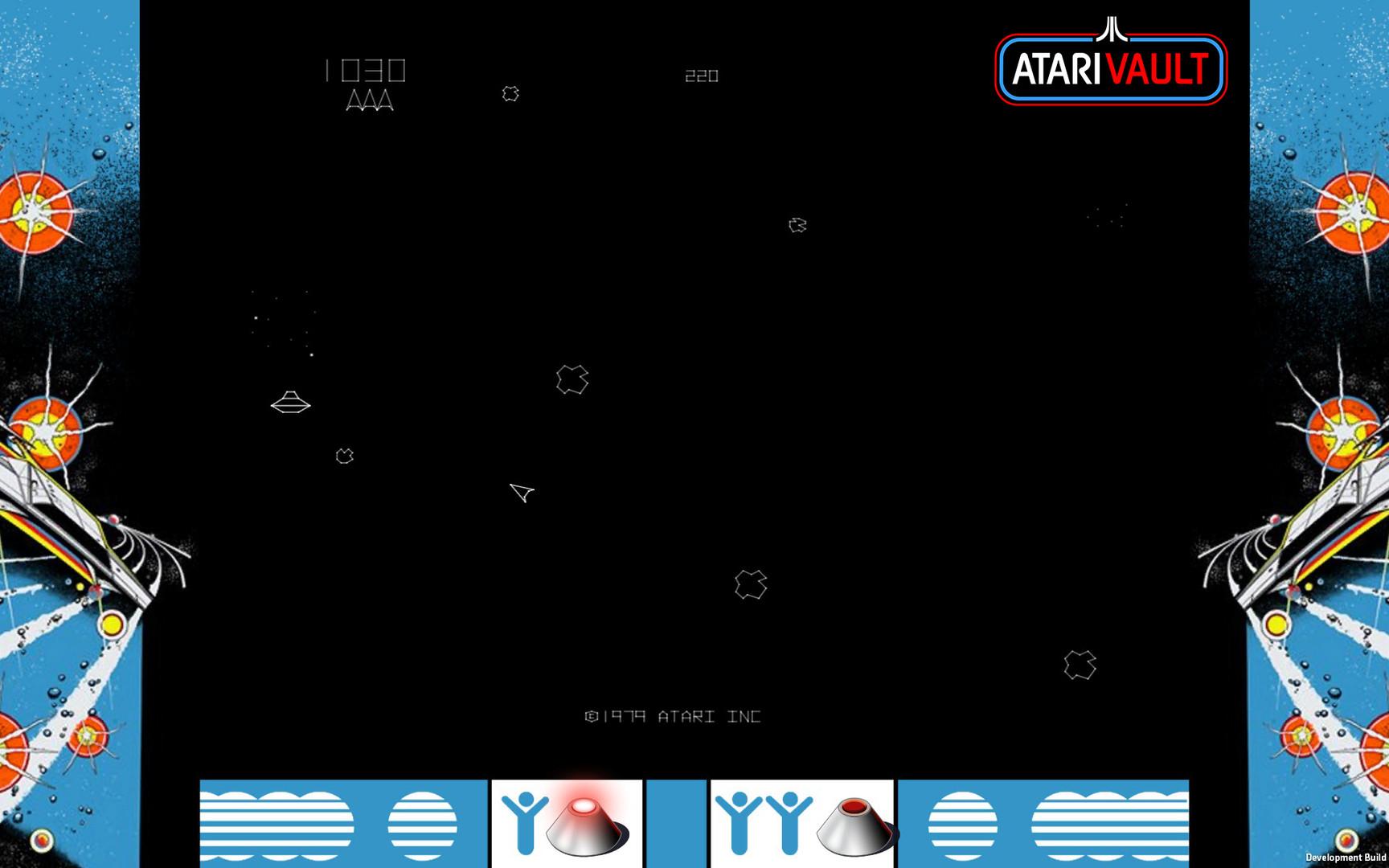Atari Vault PC Game Review Screenshot 1