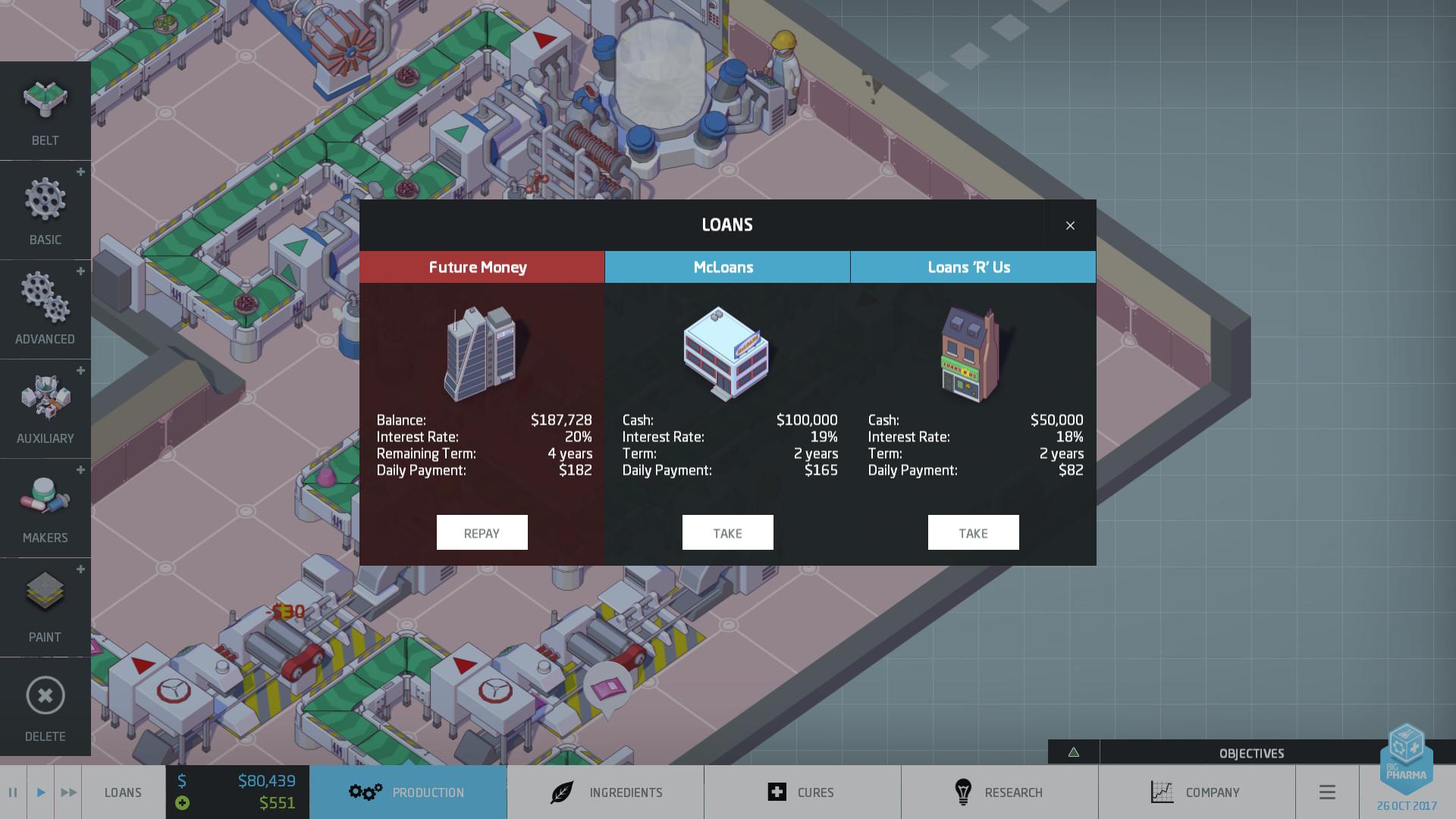 Big Pharma PC Game Review Screenshot 2