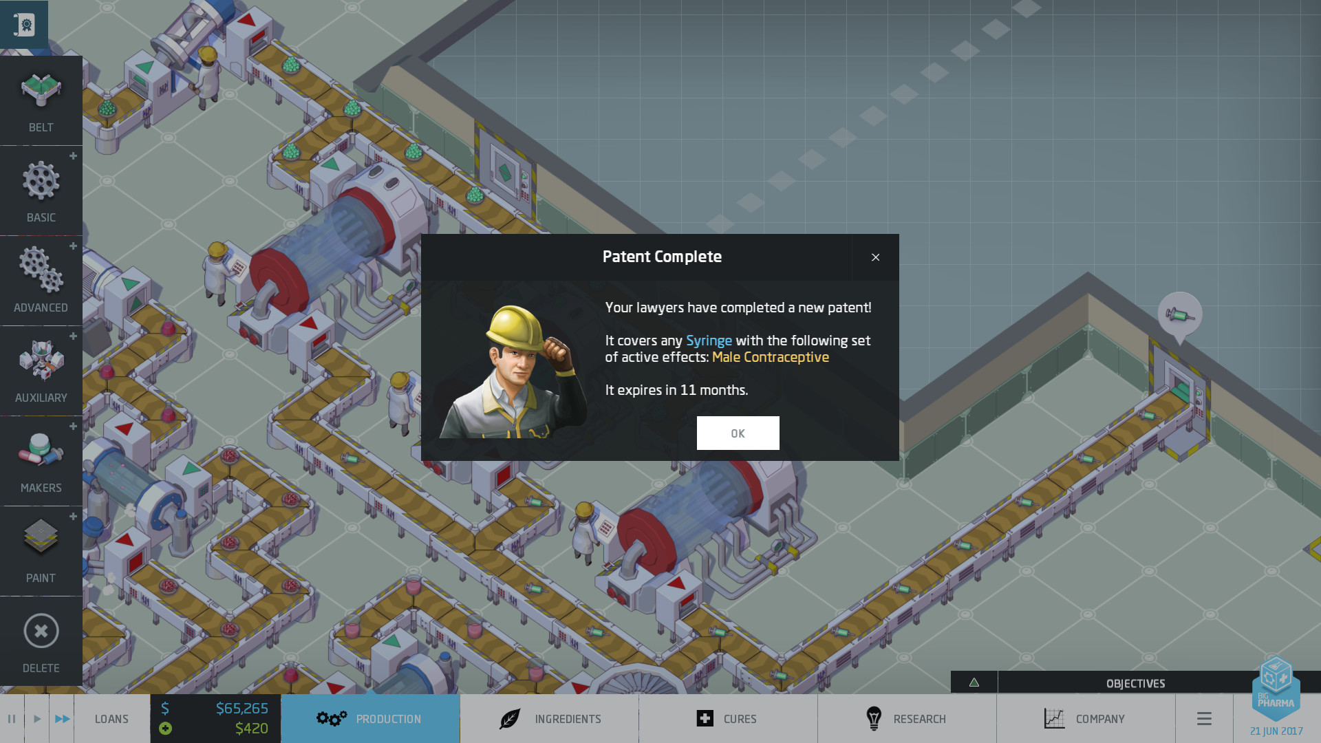 Big Pharma PC Game Review Screenshot 3