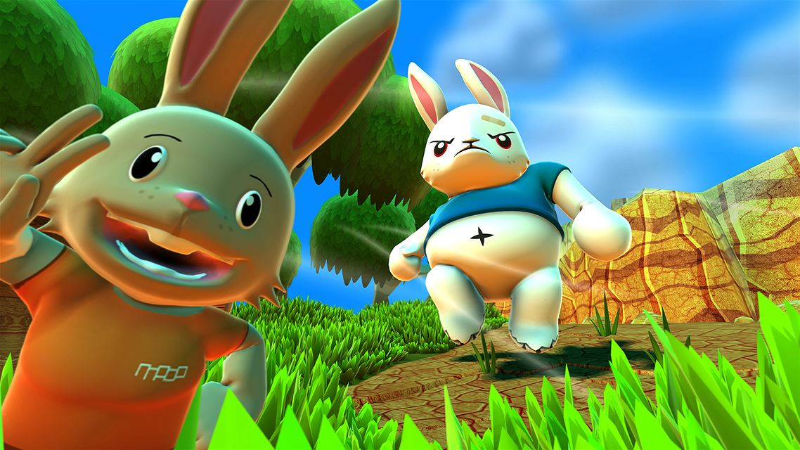 Blast 'em Bunnies Review Screenshot 1
