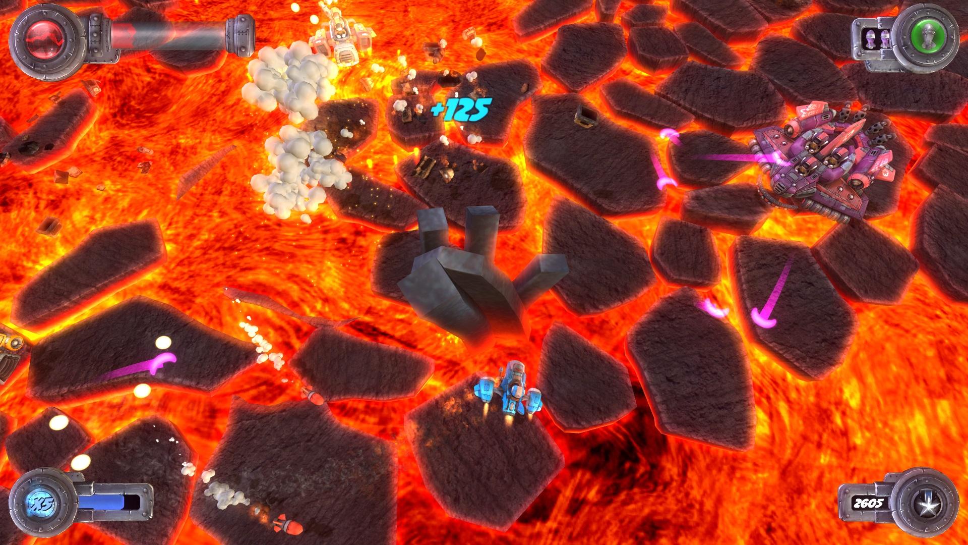 Blue Rider Review Screenshot 2