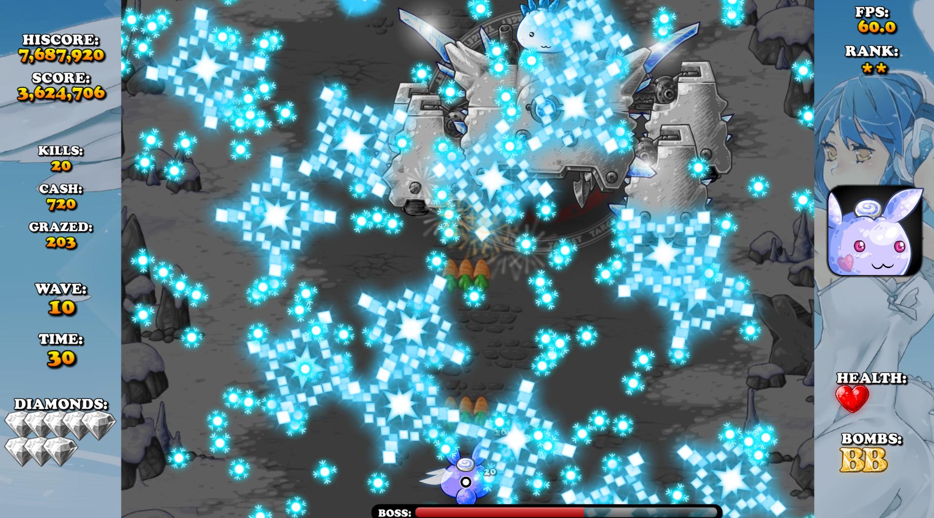 Bullet Heaven 2 Review Screenshot 2