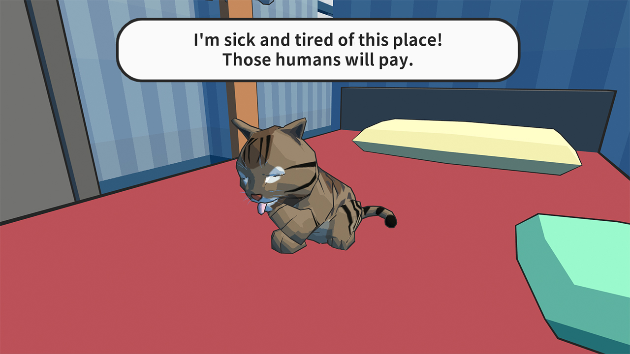 Catlateral Damage Review Screenshot 1
