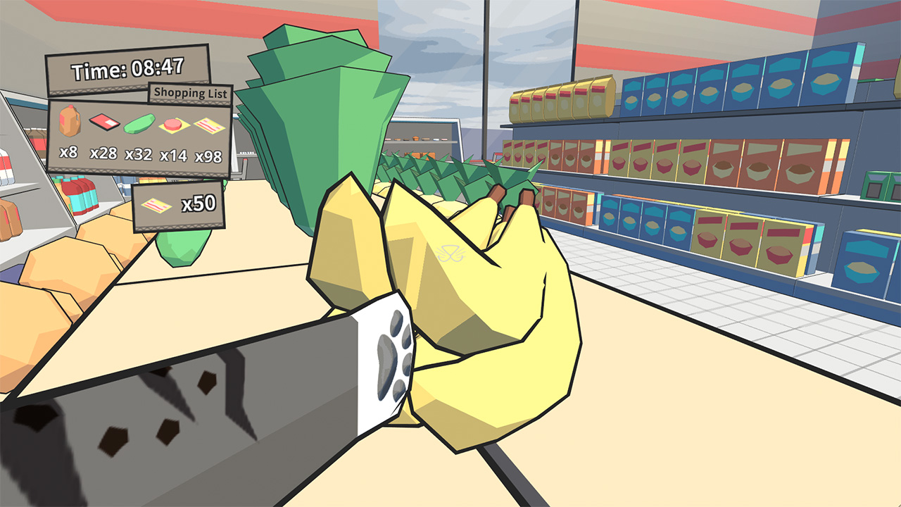 Catlateral Damage Review Screenshot 3