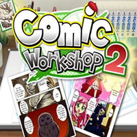 Comic Workshop 2 Nintendo 3DS Review