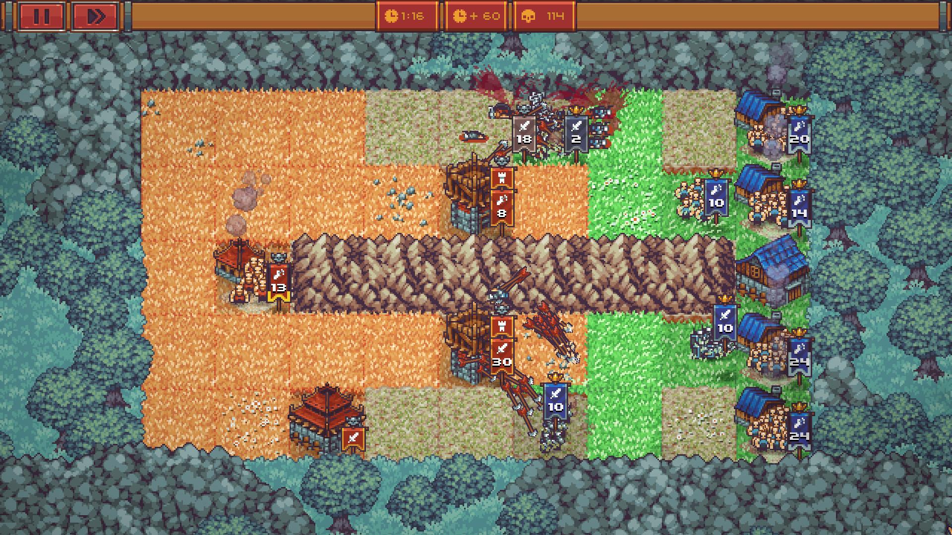 Crush Your Enemies PC Game Review Screenshot 1