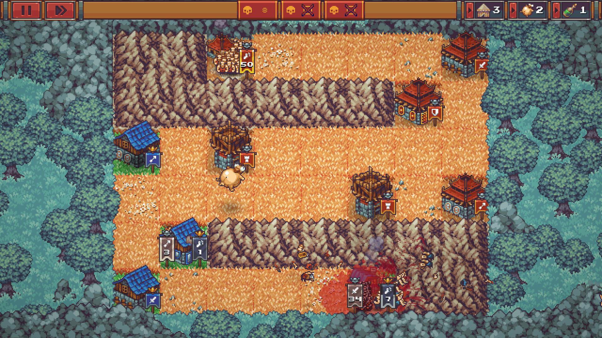 Crush Your Enemies PC Game Review Screenshot 2
