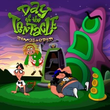 Day of the Tentacle Remastered PS4 Review