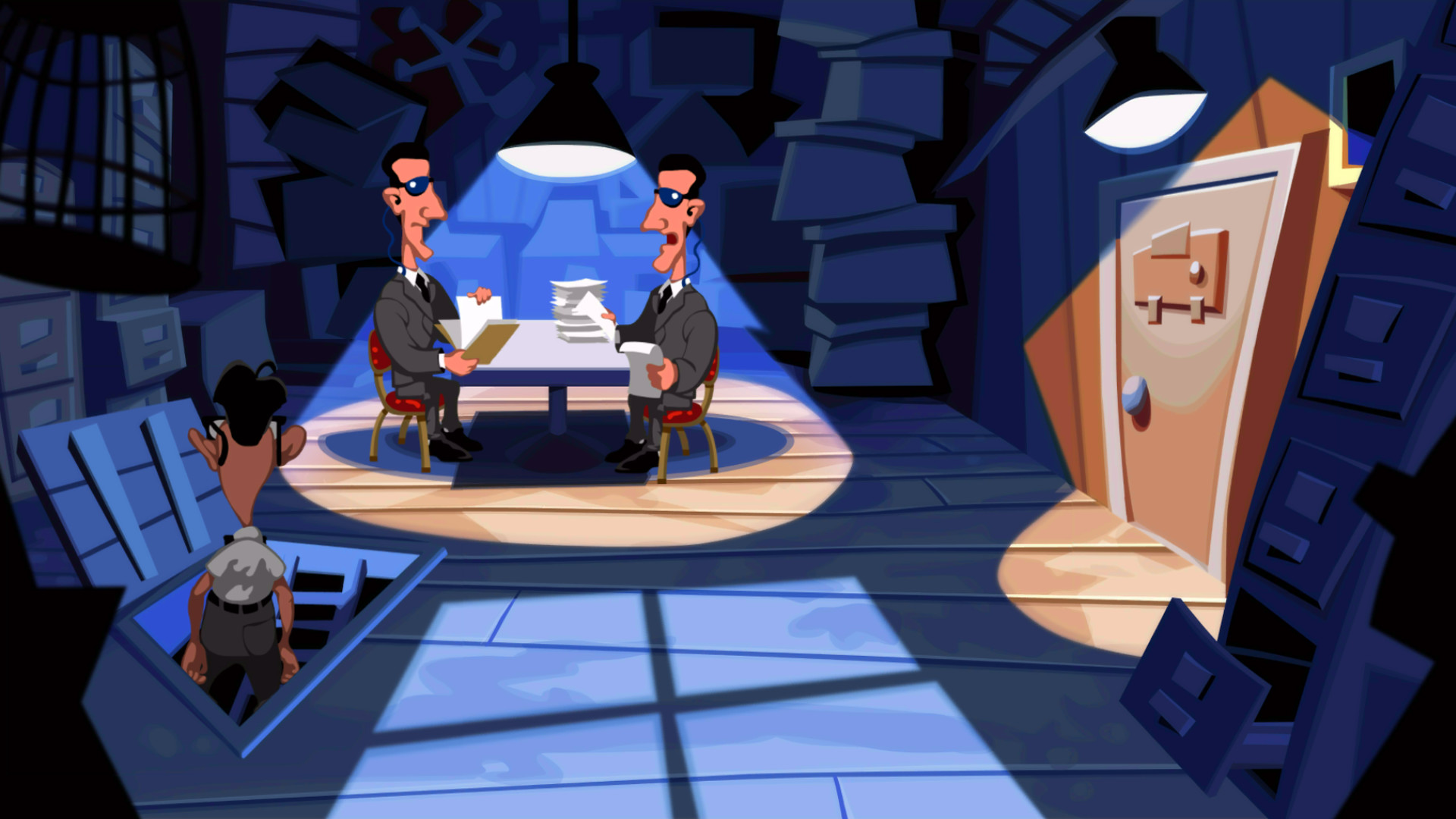 Day of the Tentacle Review Screenshot 2