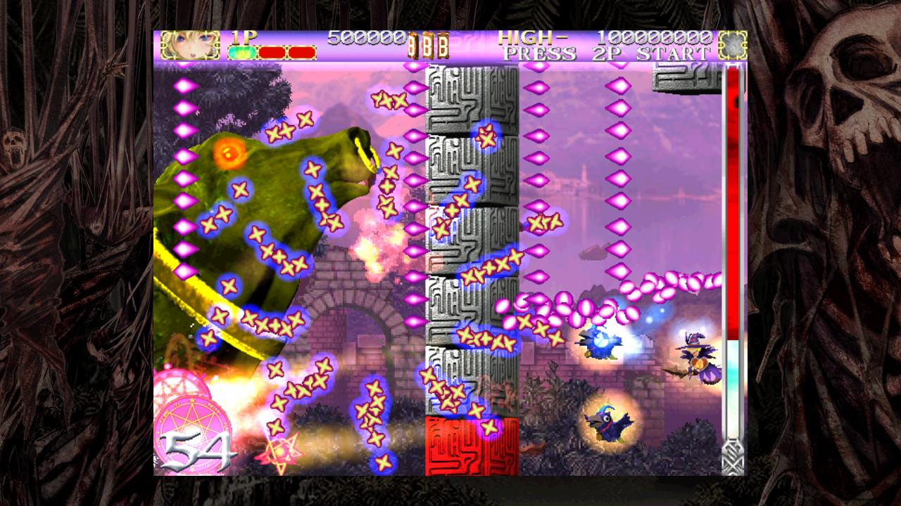 Deathsmiles Review Screenshot 3