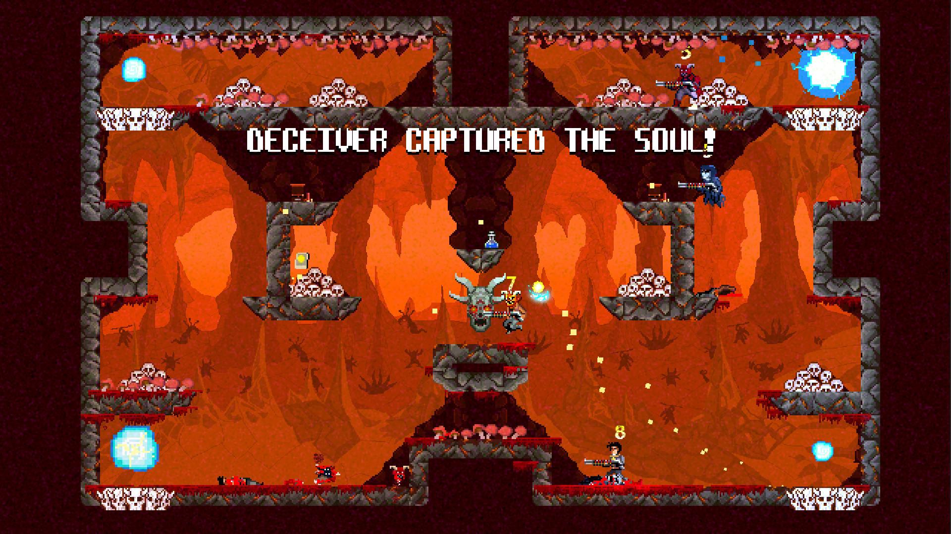 Demons with Shotguns Review Screenshot 1