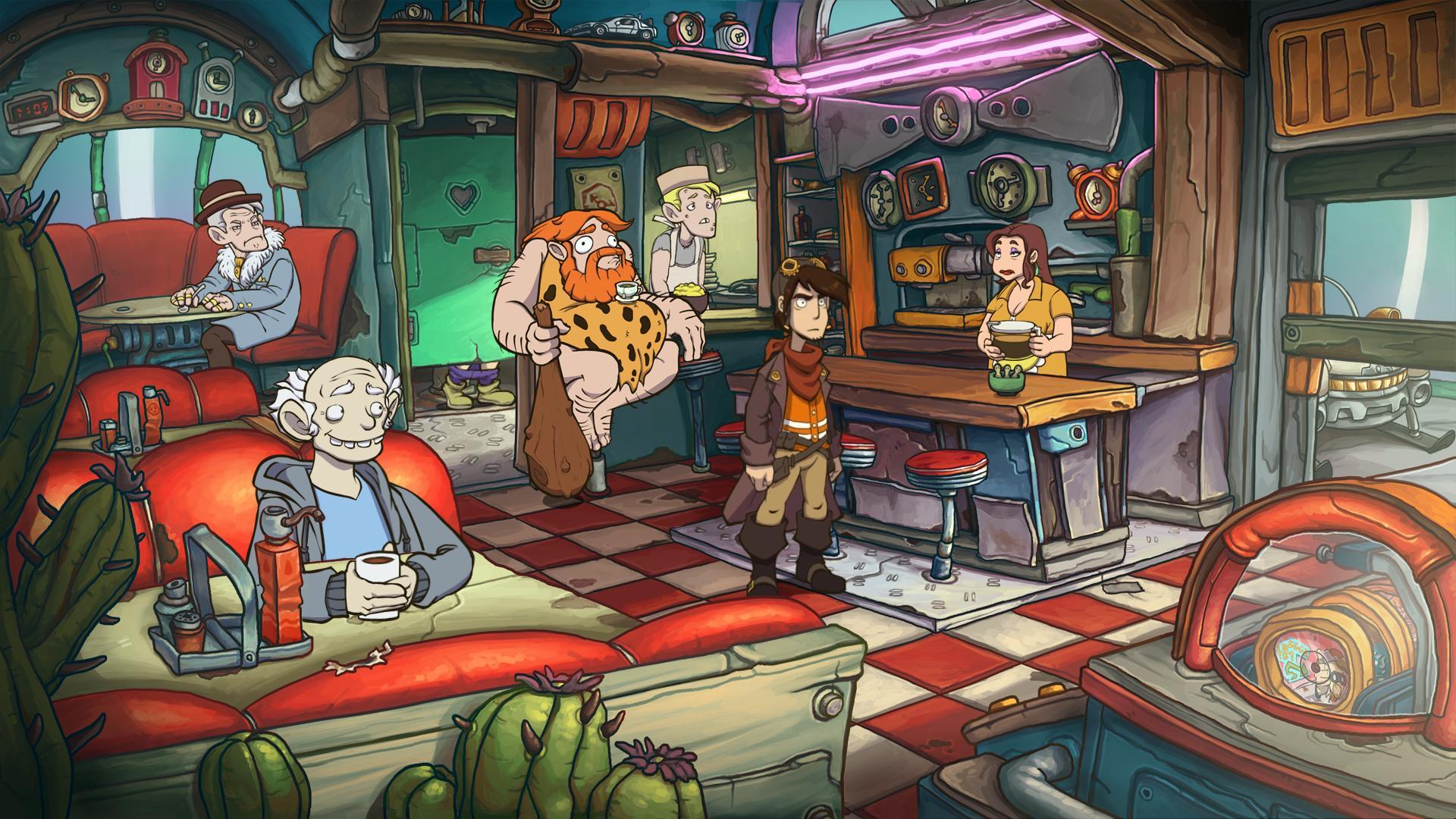 Deponia Doomsday Review Screenshot 2
