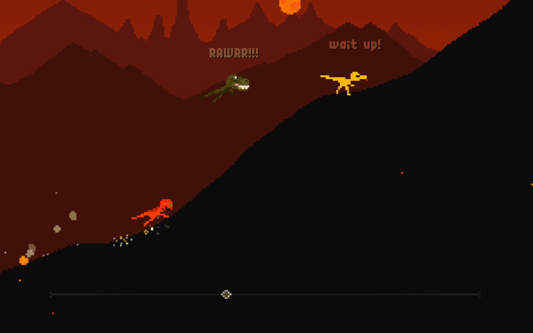 Dino Run DX Review Screenshot 1