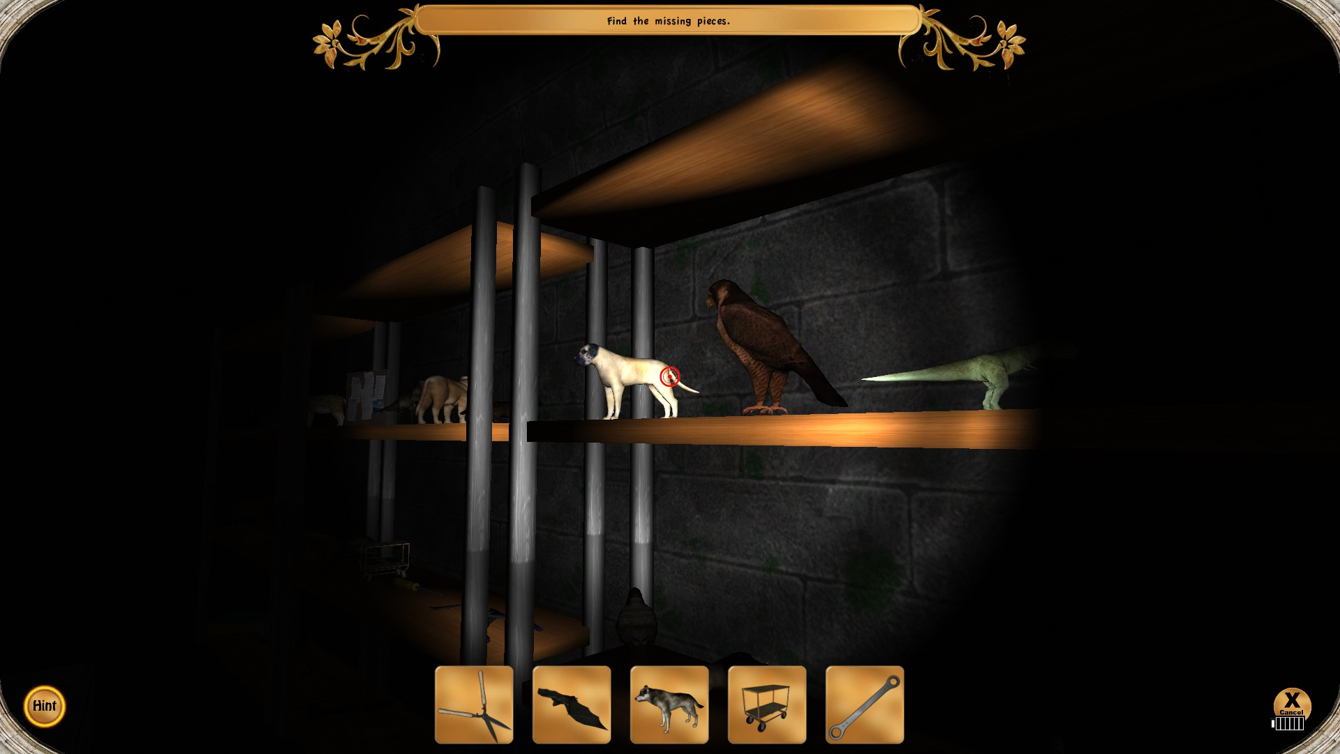 Doctor Watson The Riddle of the Catacombs Review Screenshot 1