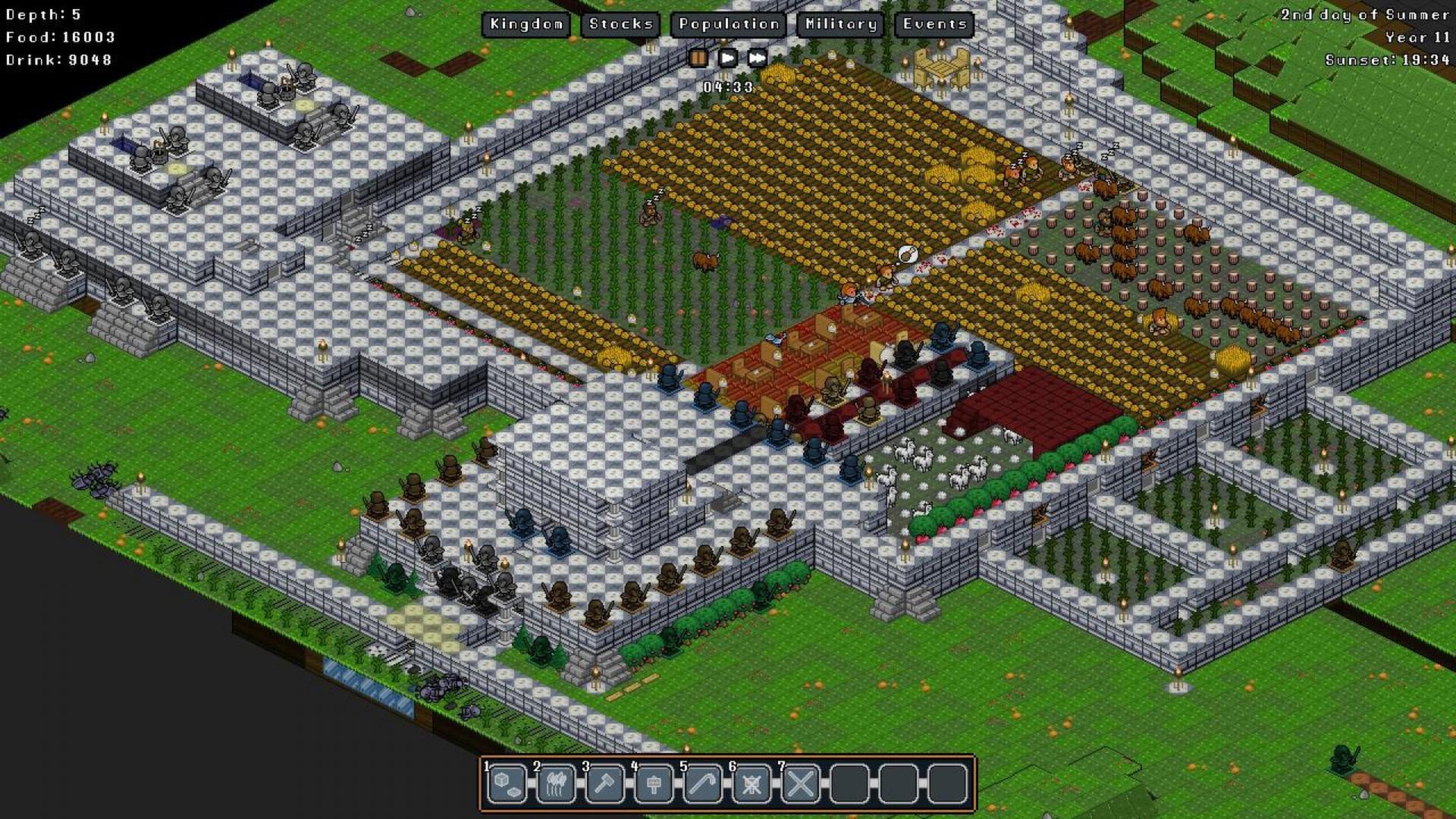 Gnomoria Review Screenshot 2