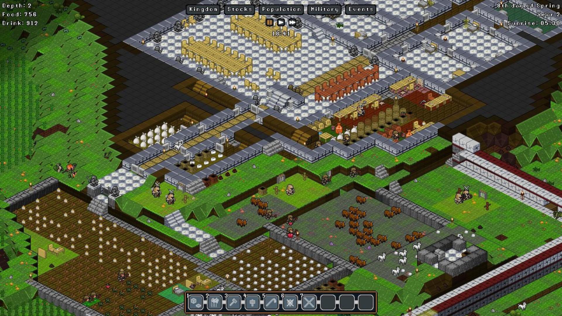 Gnomoria Review Screenshot 3