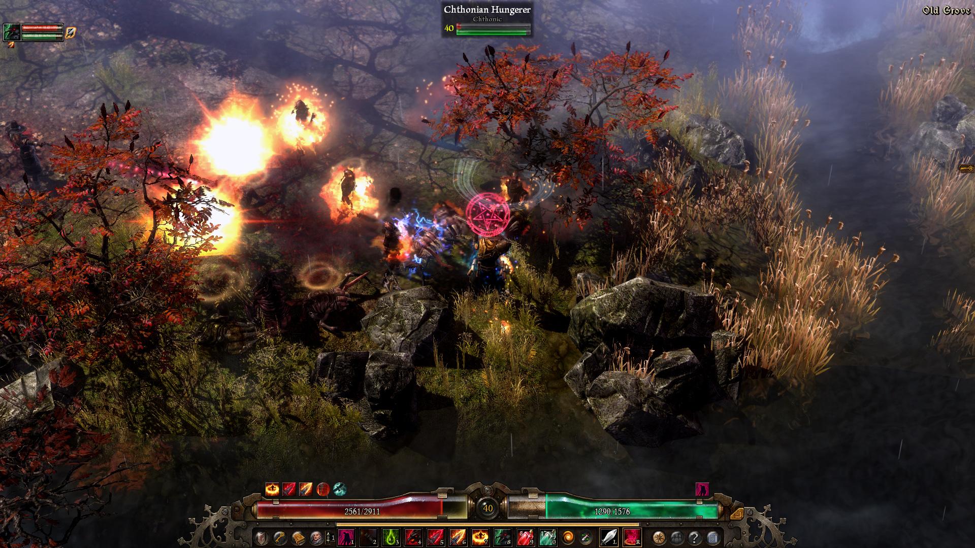 Grim Dawn Review Screenshot 1