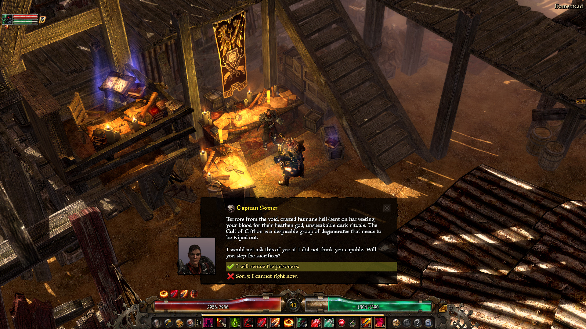 Grim Dawn Review Screenshot 3