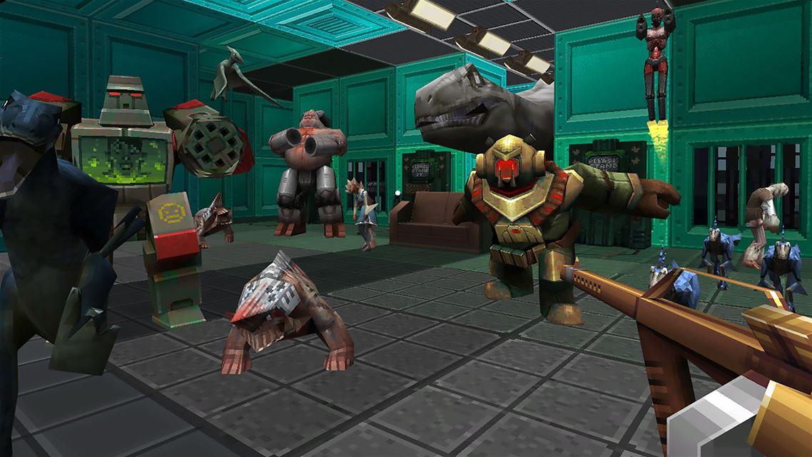 Gunscape Xbox One Review Screenshot 2
