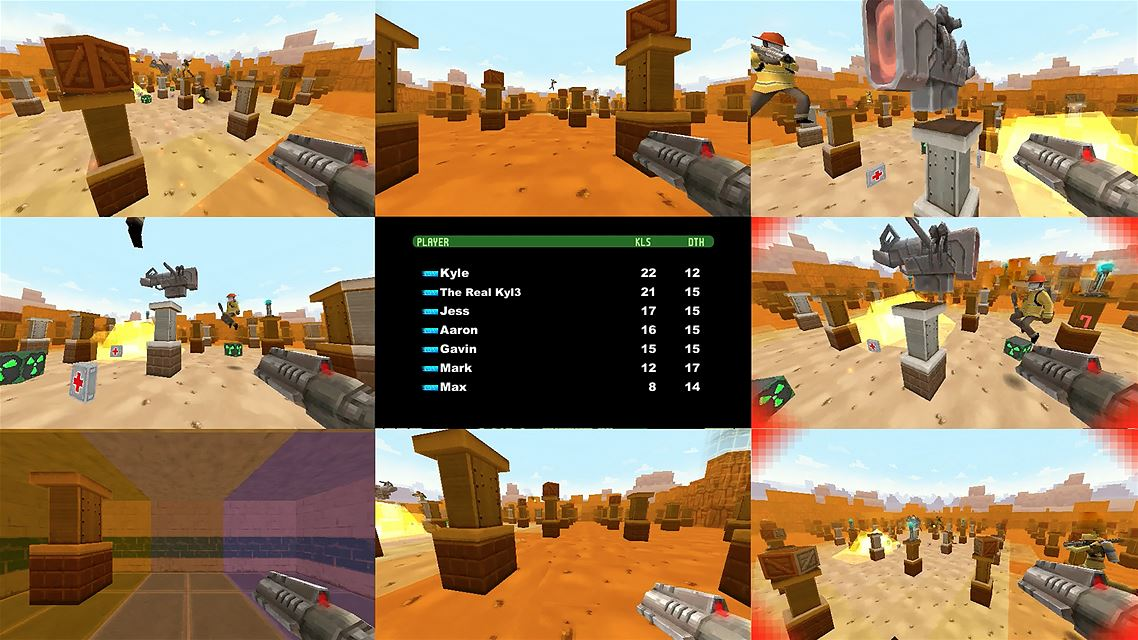 Gunscape Xbox One Review Screenshot 3