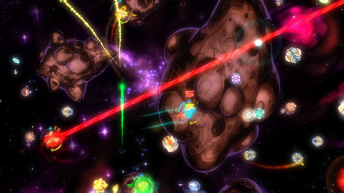 In Space we Brawl Full Arsenal Edition Review Screenshot 1