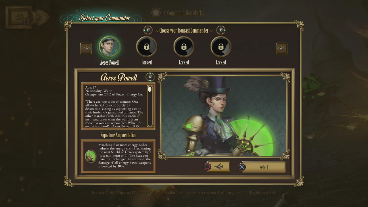 Ironcast PS4 Game Review Screenshot 2