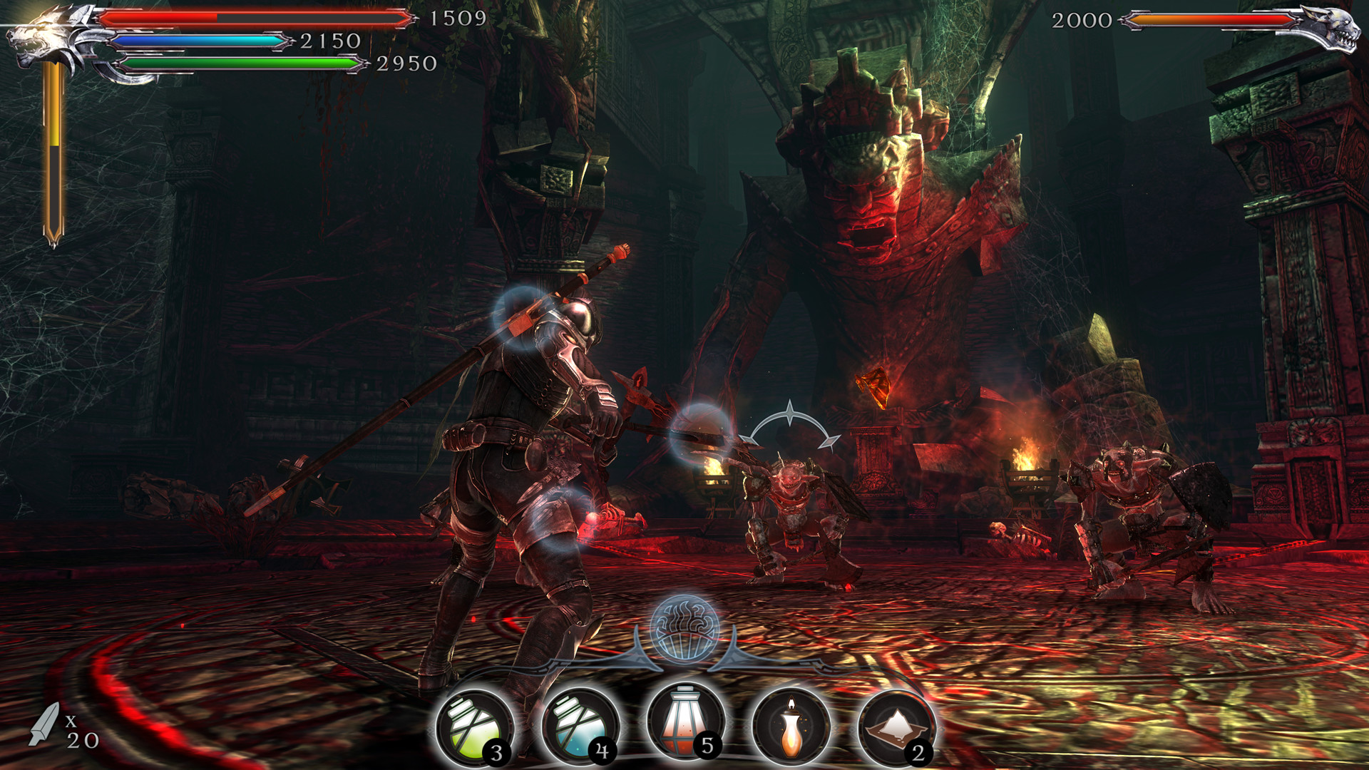 Joe Dever's Lone Wolf HD Remastered Review Screenshot 3