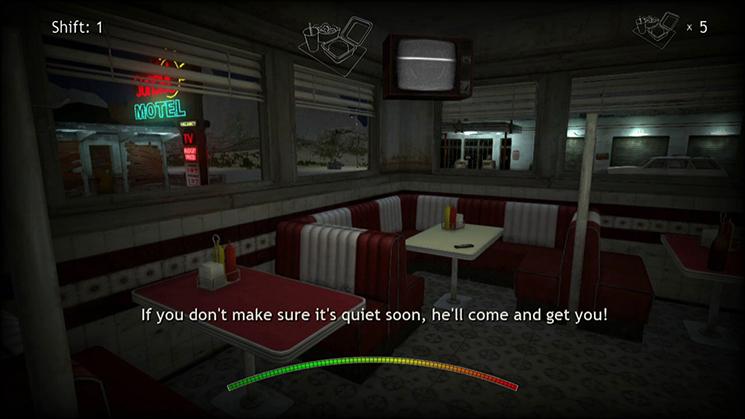 Joes Diner Wii U Game Review Screenshot 1