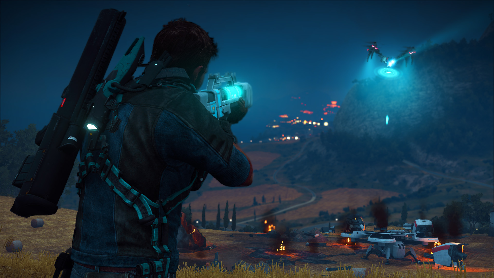 Just Cause 3 Sky Fortress Review Screenshot 2