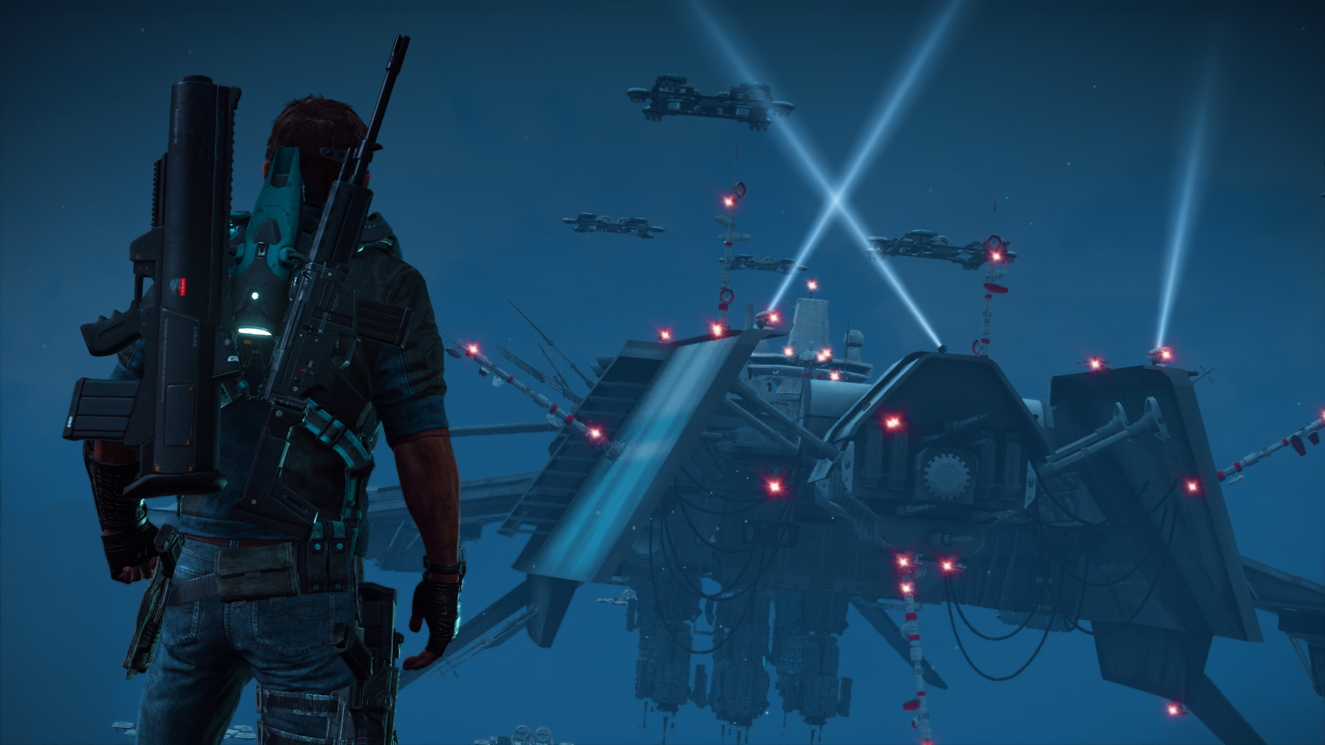 Just Cause 3 Sky Fortress Review Screenshot 3