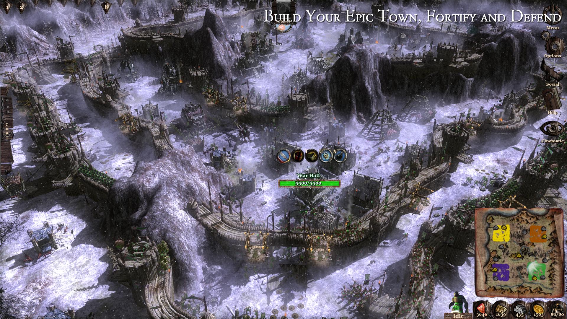 Kingdom Wars 2 Battles Review Screenshot 1
