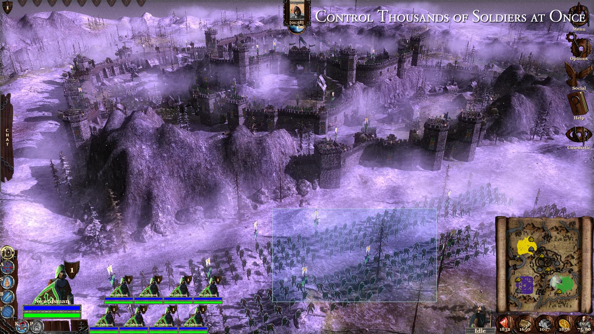 Kingdom Wars 2 Battles Review Screenshot 3