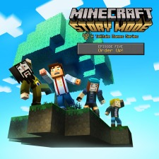 Minecraft Story Mode Episode 5 Order Up Review