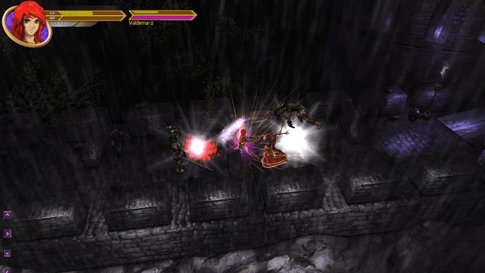 Murasaki Mist Akara's Journey Review Screenshot 3